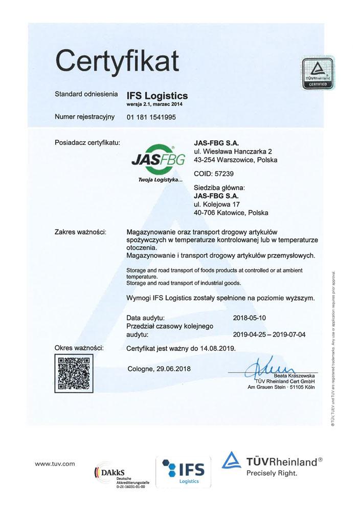 JAS-FBG_Warszowice_18_RA_IFS-Log_Certyfikat-1