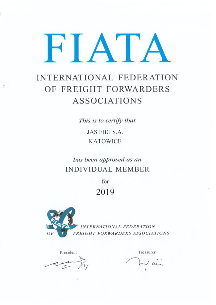2019 FIATA