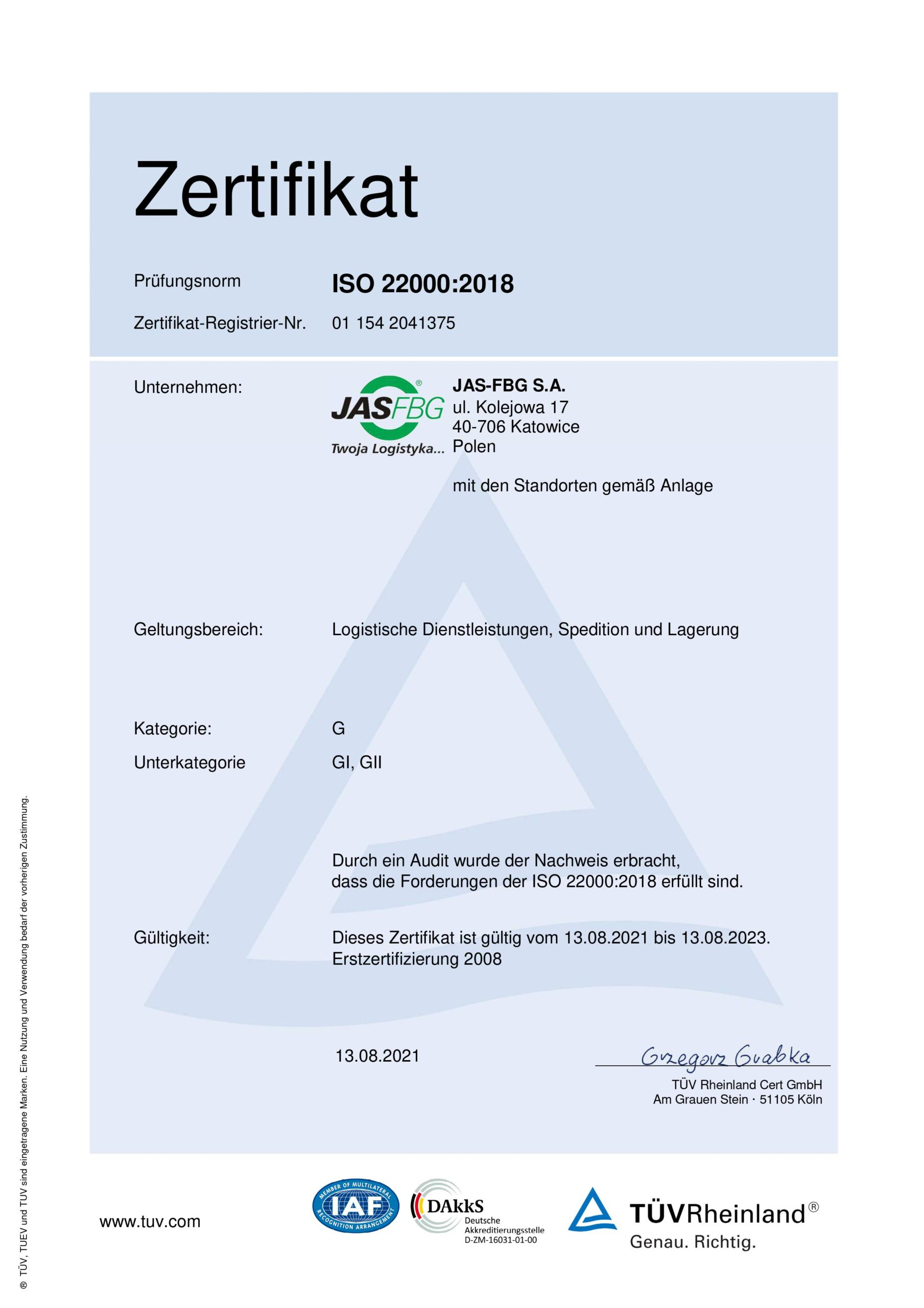 JAS_ISO_22000_de